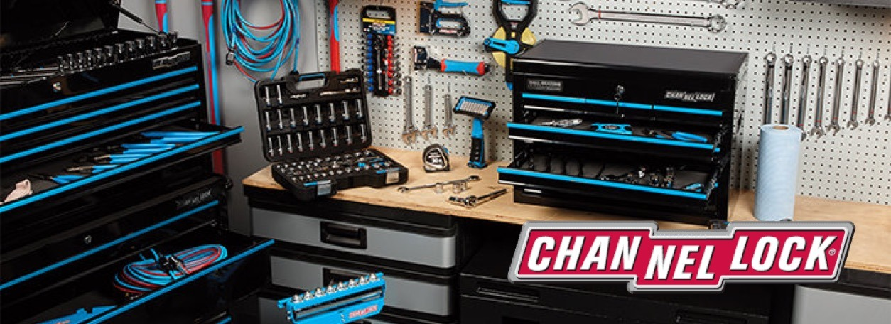 Channellock Hand Tool Set with Logo