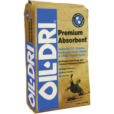 Oil Dri 50 Lb. Industrial Oil Absorbent